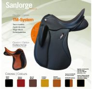 Zaldi professional competition dressage saddle SANJORGE
